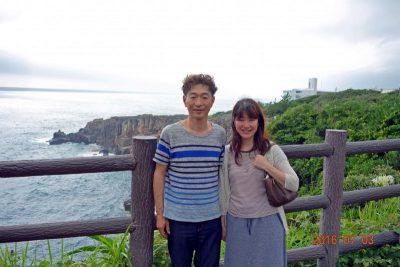 三段壁 熊野水軍が船舶を隠したという自然の要塞なんです